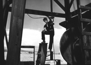 """James Dean in """"Giant.""""1955 Warner / MPTVPhoto by Floyd McCarty - Image 0024_0433"""