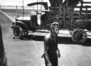 """James Dean in """"Giant.""""1955 Warner / MPTVPhoto by Floyd McCarty - Image 0024_0470"""