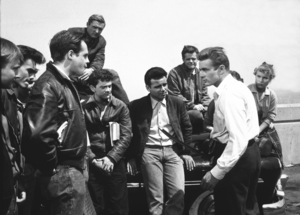"""James Dean in """"Rebel Without A Cause.""""1955 Warner / MPTV - Image 0024_0477"""