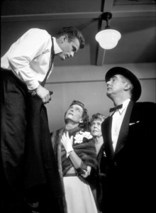 "James Dean, Jim Backus, andAnn Doran in ""Rebel Without A Cause.""1955 Warner / MPTV - Image 0024_0479"