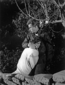 """James Dean and Natalie Wood in """"Rebel Without a Cause""""1955 Warner Brothers - Image 0024_0483"""