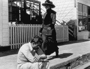 "James Dean and Jo Van Fleet in""East of Eden.""1955 Warner / MPTVPhoto by Floyd McCarty - Image 0024_0488"