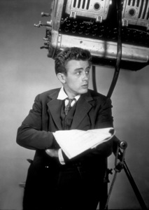 "James Dean pubilicty photo for ""East of Eden.""1955  Warner / MPTVPhoto by Floyd McCarty - Image 0024_0492"