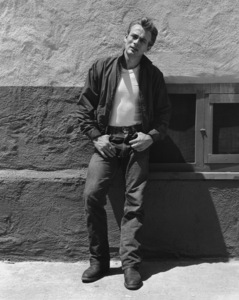James Dean 1955Photo by Floyd McCarty - Image 0024_2037