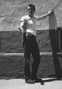 James Dean 1955 Photo by Floyd McCarty - Image 0024_2042