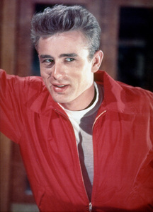 "James Dean in ""Rebel Without A Cause.""1955 Warner / MPTV - Image 0024_2047"