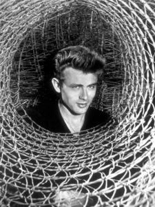 James Dean, c. 1955. - Image 0024_2081
