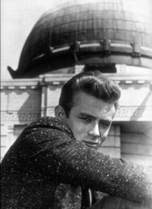 """James Dean on the set of """"Rebel Without A Cause.""""1955 Warner / MPTV - Image 0024_2135"""