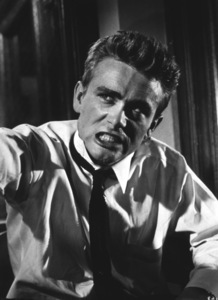 """James Dean in """"Rebel Without A Cause.""""1955 Warner / MPTV - Image 0024_2140"""
