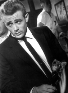 """James Dean in """"Rebel Without A Cause.""""1955 Warner / MPTV - Image 0024_2143"""