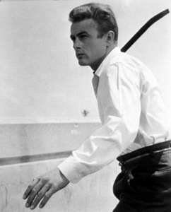 """James Dean in """"Rebel Without A Cause.""""1955 Warnber Bros. / MPTV - Image 0024_2212"""