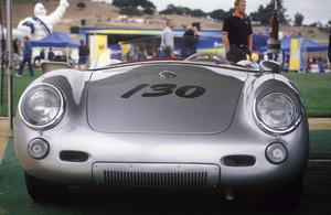 James Dean1955 Porsche 550 Spyder Reproduction2004 © 2004 Ron Avery - Image 0024_2236