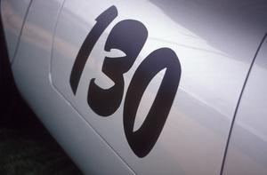 James Dean1955 Porsche 550 Spyder Reproduction2004 © 2004 Ron Avery - Image 0024_2243
