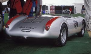 James Dean1955 Porsche 550 Spyder Reproduction2004 © 2004 Ron Avery - Image 0024_2245