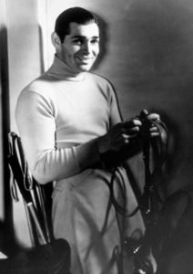 Clark Gable1938Photo by George Hurrell - Image 0025_0084