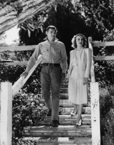 Clark Gable and Carole Lombard circa 1940s - Image 0025_0260