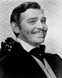"""""""Gone With The Wind"""" Clark Gable 1939 MGM - Image 0025_0713"""