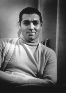 Clark Gable, 1932.Photo by George Hurrell - Image 0025_1050