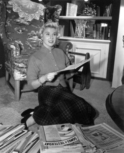 Doris Dayat home 1951Photo by Floyd McCarty - Image 0025_1232