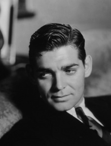 Clark Gable, 1932.Photo by C.S. Bull - Image 0025_2217