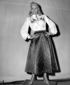 "Doris Day""My Dream Is Yours""1948 Warner BrothersPhoto By Eugene Robert Richee - Image 0025_2226"