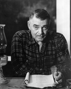 Clark Gablecirca 1958 - Image 0025_2238