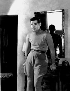 Clark Gable1932Photo by Clarence S. Bull**I.V. - Image 0025_2258