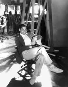 Clark Gable1933Photo by George Hurrell**I.V. - Image 0025_2260