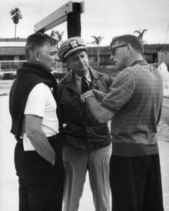 """Run Silent Run Deep""Burt Lancaster, Clark Gable1958 © 1978 David Sutton - Image 0025_2266"
