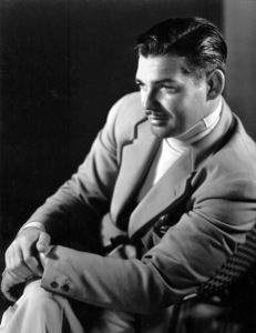 Clark Gable, 1934.Photo by Clarence S. BullMGM / **I.V. - Image 0025_2307