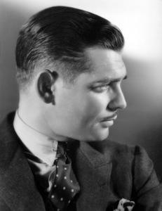 Clark Gable, 1933.Photo by Clarence S. BullMGM / **I.V. - Image 0025_2310