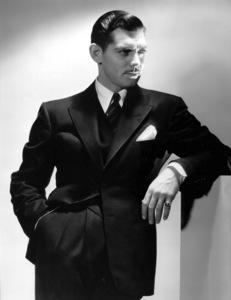 Clark Gable, 1932.Photo by Russell BallMGM / **I.V. - Image 0025_2320