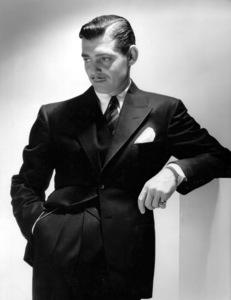 Clark Gable, 1932,Photo by Russell BallMGM / **I.V. - Image 0025_2322