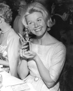 Doris DayAt the Golden Globes 1960**I.V. - Image 0025_2342