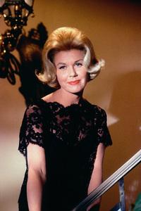 "Doris Daypublicity portrait for ""Midnight Lace""1960 © 1978 Bob Willoughby - Image 0025_2367"