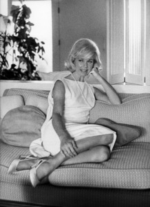 Doris Day at homecirca 1960s © 1978 Leo Fuchs - Image 0025_2437