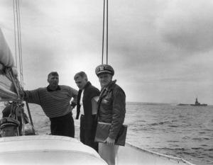 """Run Silent Run Deep""Burt Lancaster, Clark Gable1958 © 1978 David Sutton - Image 0025_2440"