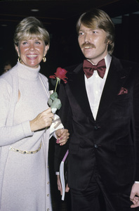 Doris Day with her son Terry Melcher1974 © 1978 Gary Lewis - Image 0025_2448