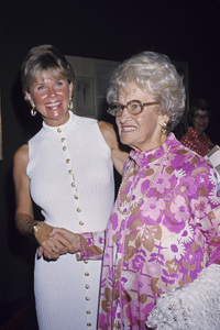 Doris Day with her mother circa 1976 © 1978 Gary Lewis - Image 0025_2450