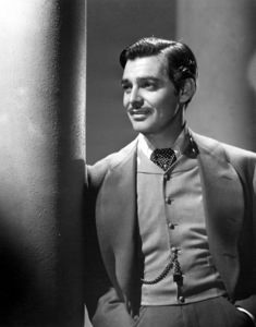 """Clark Gable in """"Gone with the Wind""""1939 MGM ** I.V. - Image 0025_2479"""
