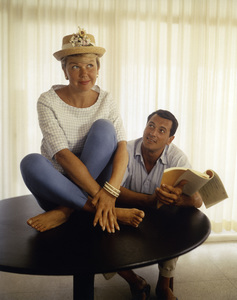 Doris Day and Rock Hudsoncirca 1959Photo by Bob Willoughby** B.D.M. - Image 0025_2491