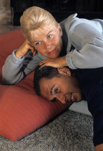 Doris Day at home with her husband, Martin Melcher1960© 1978 Bob Willoughby - Image 0025_2508