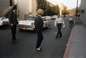 Doris Day with Martin Melcher and Tony Randall1961© 1978 Bob Willoughby - Image 0025_2531