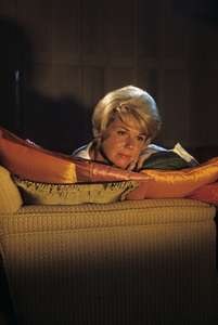 """""""Midnight Lace""""Doris Day1960© 1978 Bob Willoughby - Image 0025_2543"""
