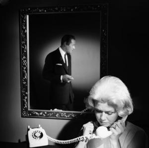 """Midnight Lace""Rex Harrison, Doris Day1960© 1978 Bob Willoughby - Image 0025_2545"