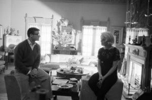 """Midnight Lace""Roddy McDowall, Doris Day1960© 1978 Bob Willoughby - Image 0025_2568"