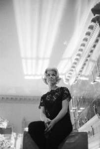"""""""Midnight Lace""""Doris Day1960© 1978 Bob Willoughby - Image 0025_2569"""