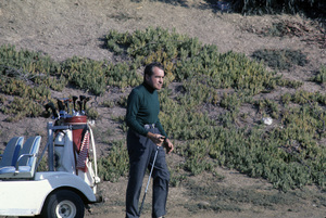 Richard Nixon golfingcirca 1978 © 1978 Gunther - Image 0026_0022