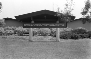 The Motion-Picture & Television-Hospitalcirca 1970s© 1978 Ulvis Alberts - Image 0027_0057