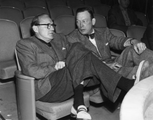 Jack Benny and Fred Allencirca 1950sPhoto by Gabi Rona - Image 0028_0063